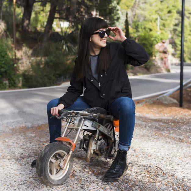 Petites jambes ? Pas si contraignant pour trouver votre moto de rêve !