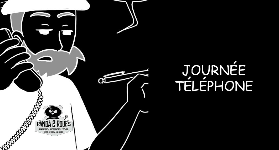 Journée téléphone